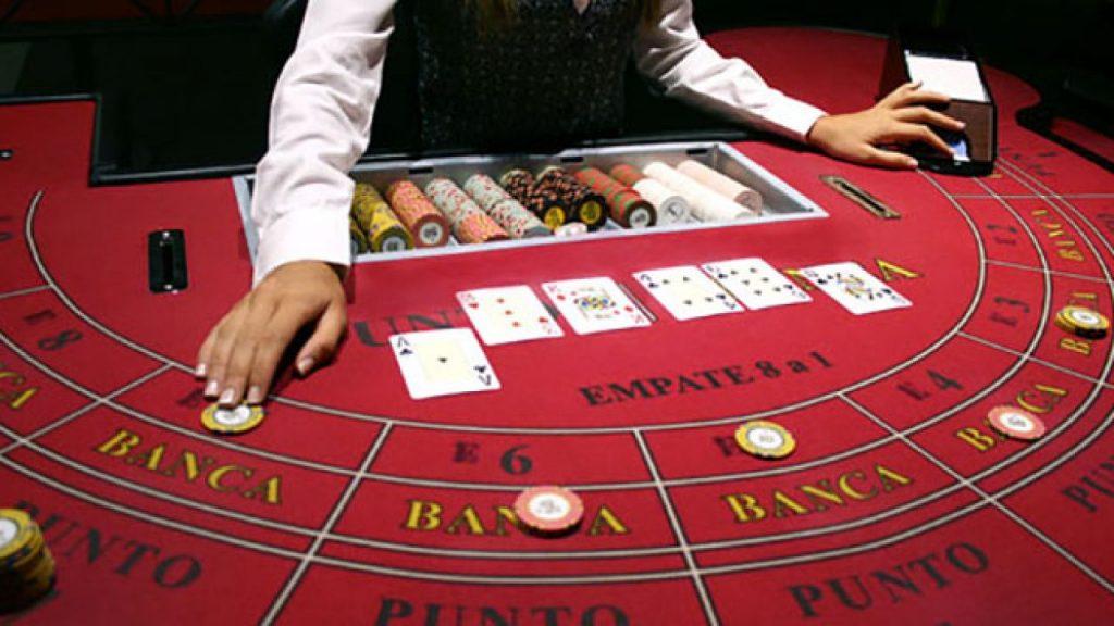 Live Baccarat - Spielen Sie Baccarat mit dem richtigen Dealer